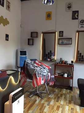 Dijual set alat barbershop /pangkas