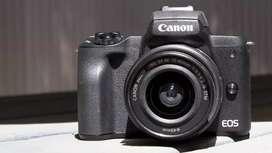 Kamera canon mirrorless m50 gratis angsuran 1x
