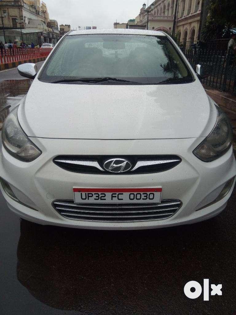 Hyundai Verna Fluidic 1.6 CRDi SX, 2013, Diesel 0