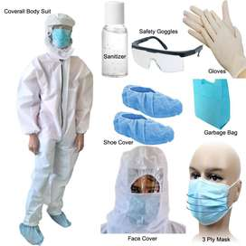 PPE Kit Available