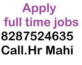 Mahindra Company job full time apply in helper,store keeper,supervisor
