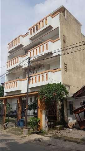 Dijual Rumah Kos di Kelapa Dua, Tangerang