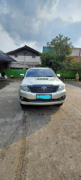 FORTUNER 2.7 G AT 2007 UPGRADE 2012 LOOK
