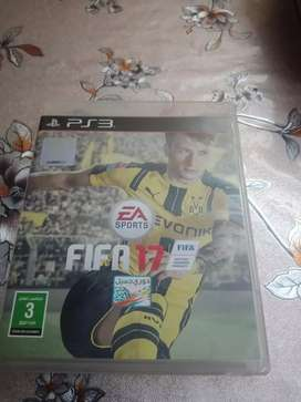 Fifa 17 ps 3 cd in new condition