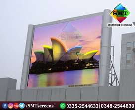 SMD advertising Screens Indoor/Outdoor Bright Result, sharp Brightness