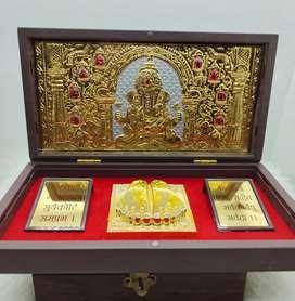 Bhagwan puja yantra box