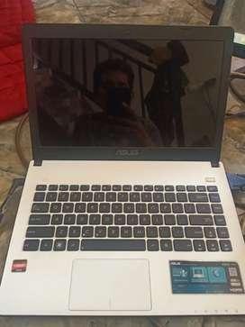 Dicari laptop rusak minus