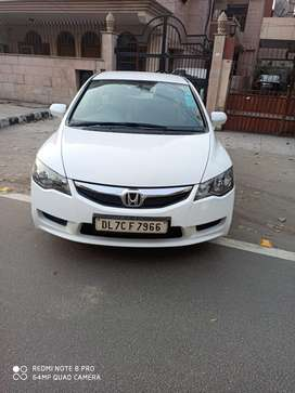 Honda Civic 1.8 S MT, 2009, Petrol