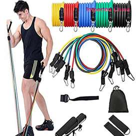 Exercise Workout Resistance Bands, If you want to be a hit in life, yo