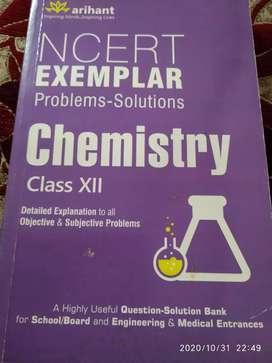 Arihant ncert exemplar problems -solutions for chemistry class XI &XII