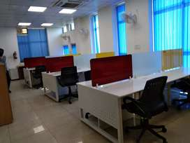 2cabin+ 1confrence +25sitting fully furnished space for rent in noida