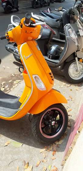 In very good condition vespa 150cc