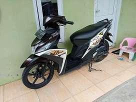 Mio m3 125cc type tertinggi aks sss