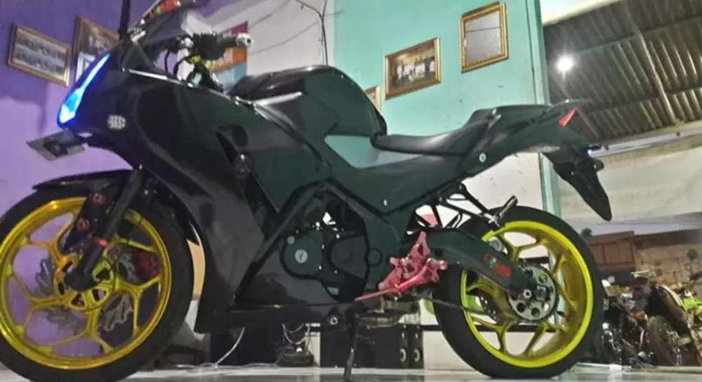 CBR 150 modifikasi mantap 2015