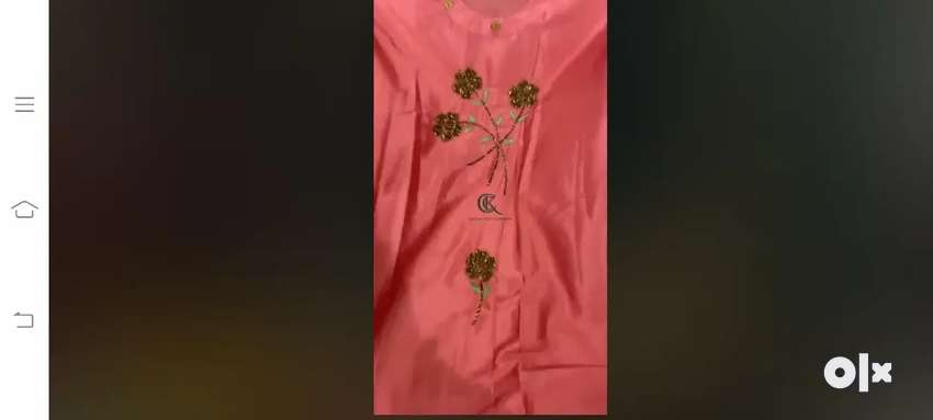 Ladies designer new unstitched suits for sale 0