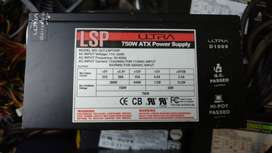 LSP ULTRA 750w Gaming Power Supply