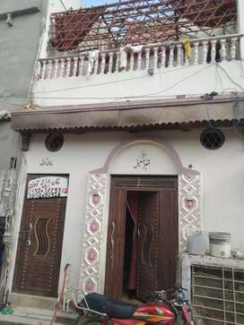 URGENT AUCTION Double story v.i.p house near saima Arabian villas