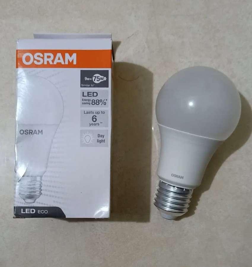 Osram Classic 9 Watt Lampu LED Bohlam Pijar Bulb