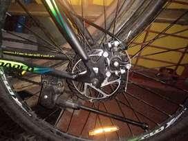 Hercules Roadeo Fugitive Mountain Bike