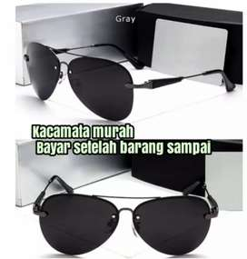 Kacamata import semi pilot / bayar setelah barang sampai ke pelanggan