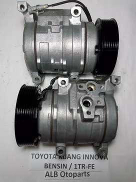 Kompresor AC Toyota Kijang Innova Bensin