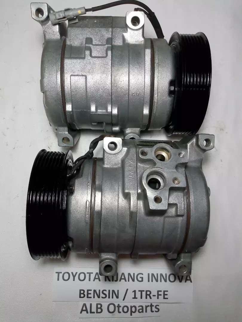 Kompresor AC Toyota Kijang Innova Bensin 0