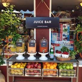 need cook for juice stall