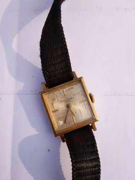 100+ years old Antique Gold Watch from Henri Sandoz & Fils Switzerland