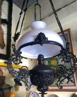 Lampu kerek ukuran 40.