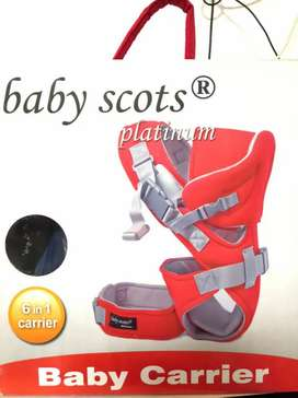 Carrier Baby Scots Platinum 6 in 1