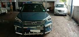 Hyundai Creta 1.6 SX Automatic, 2016, Diesel