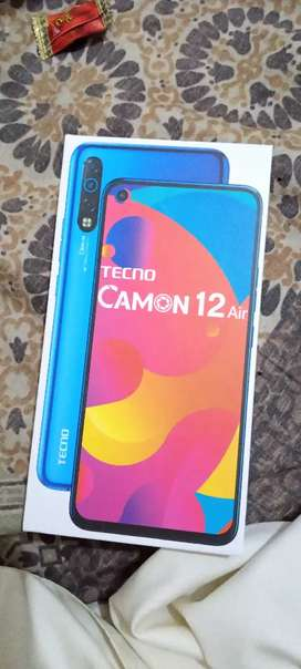4+64 Gb blue colour