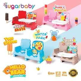 kursi makan anak / booster chair/ perlenkapan bayi