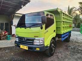 Hino Dutro 130hd Dump Truk th 2018