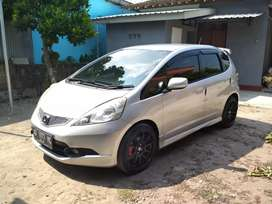Jazz rs 2010 matic silver