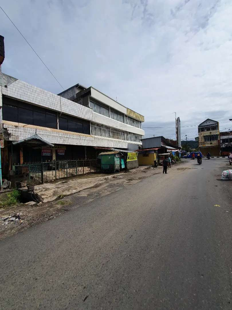 Dijual Cepat Ruko 2 pintu Bandar Olo dekat M Yamin