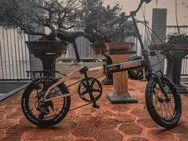 Sepeda Lipat Kozure