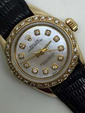 Promo Rolex Gold Diamonds Kerang.