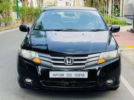 Honda City 2011-2013 V MT, 2011, Petrol