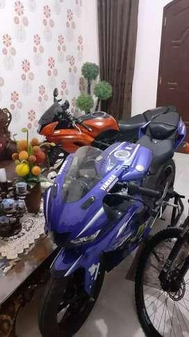 Yamaha R15 v3 Movistar