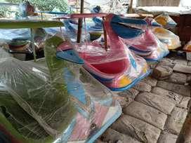 Pabrik perahu air murh, jual bebek kecil, wahana air bebek, ready