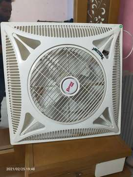 Only one month use Khursheed Farsline fan