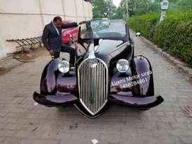 Restored Vintage Car
