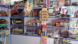 One year running shop, good business area