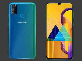 Samsung m30s one week use only
