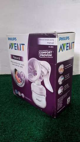 PHILIPS AVENT Natural..Pompa Asi Manual