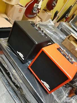 Amplifier mini JTJ 4inc Gitar Distorsi Crinch and Clean