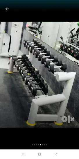 I need dumbels and plates
