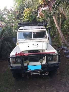 Land rover series 1981