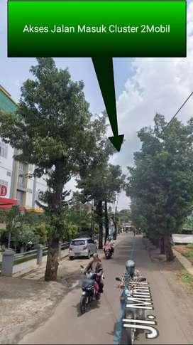 Tanah Murah Dibambu Apus Jakarta Timur